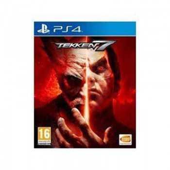 Jeux PS4 Tekken 7