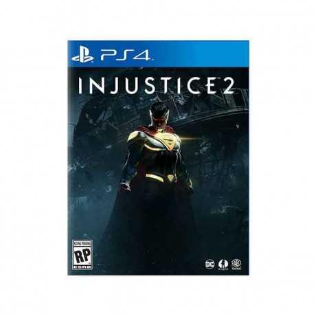 Jeux Injustice 2 PS4 Combat