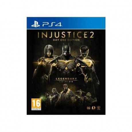 Jeux Injustice 2 Goty Edition D1 PS4