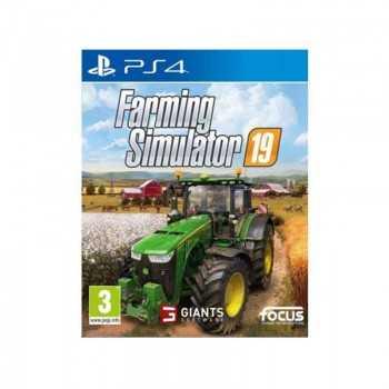 Jeux Farming Simulator 19 PS4