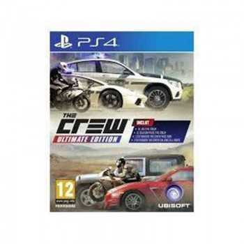 Jeux The Crew Ultmate PS4