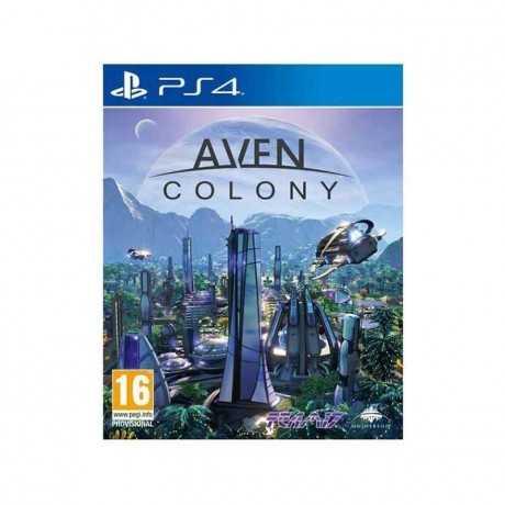 Jeux Aven Colony PS4 City Builder