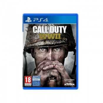 Jeux PS4 Call of Duty ww2...