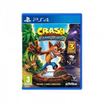Jeux Crash Bandicoot...