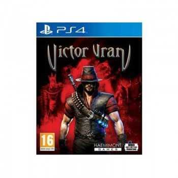 Jeux Victor Vran PS4 Hack'n...