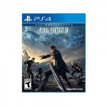 Jeux PS4 Final Fantasy XV -...