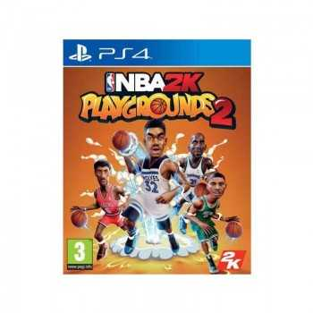 Jeux Nba 2k Playgrounds 2...