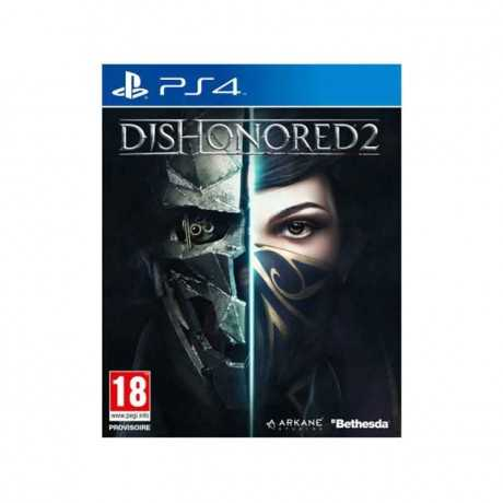 Jeux PS4 Dishonored 2 - Édition Day One