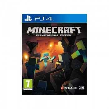 Jeux PS4 Minecraft Jeu de...