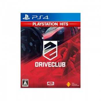 Jeux Driveclub Hits PS4 Course