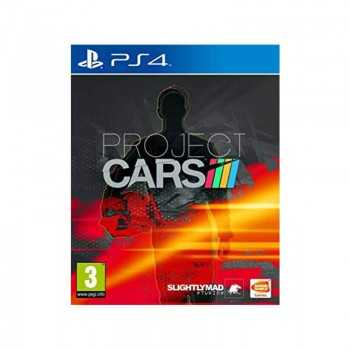Jeux Project Cars Hits PS4...