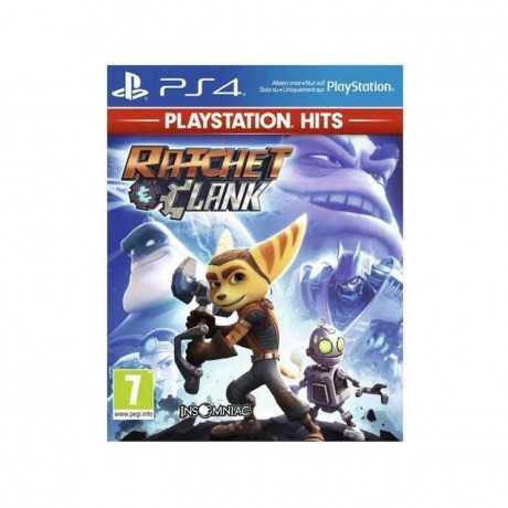 jeux ratchet clank hits ps4 action 7+