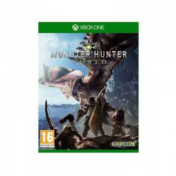 Jeu Monster Hunter World...
