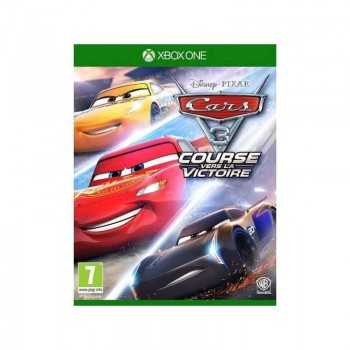 Jeux Cars 3 XBOX ONE Course...