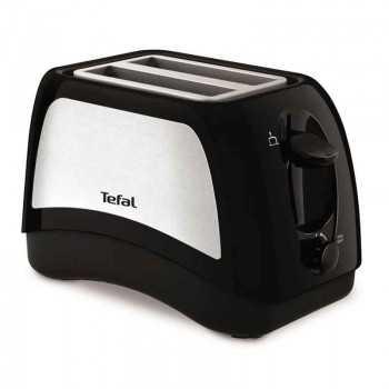 Grille Pain TEFAL 850 W TT130D11 Inox et Noir