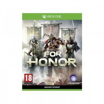 Jeu XBOX ONE For Honor...