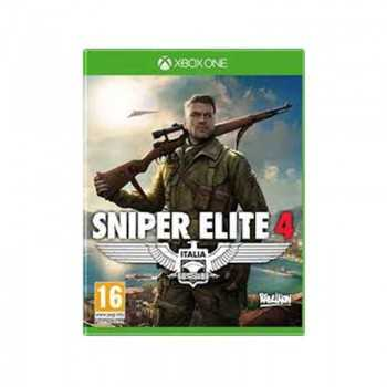 Jeu XBOX ONE Sniper Elite 4...