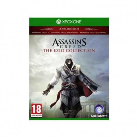 Jeu XBOX ONE Assassin's Creed : The Ezio Collection Action   Infiltration   Aventure +18 ans