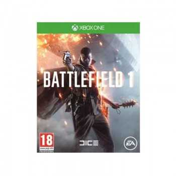 Jeu XBOX ONE Battlefield 1...