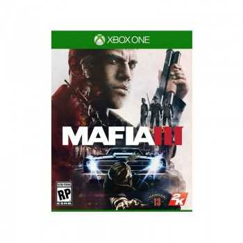 Jeu XBOX ONE Mafia III...