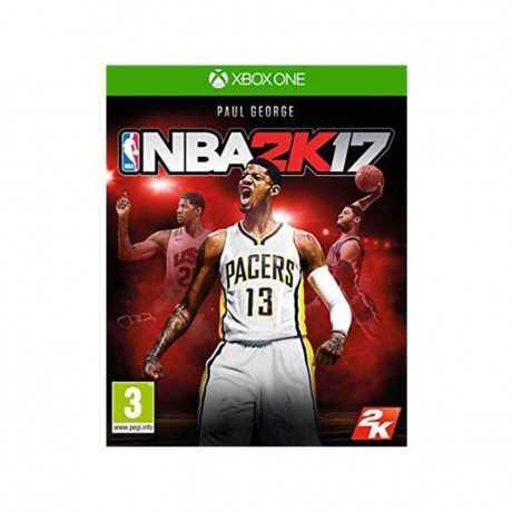 Jeu XBOX ONE NBA 2k17 Sport / Basket