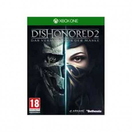Jeu XBOX ONE Dishonored 2 - Édition Day One Action   FPS  Infiltration / +18 ans