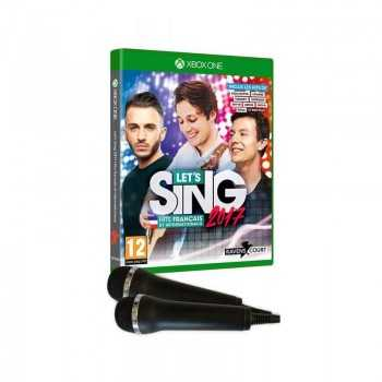 Jeu XBOX ONE Let's Sing...