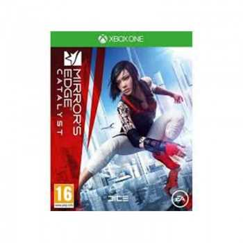 Jeu XBOX ONE Mirror's Edge...