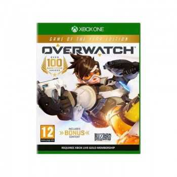 Jeu XBOX ONE Overwatch -...