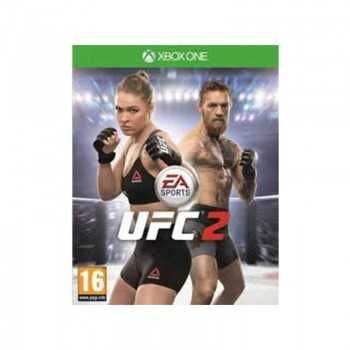 Jeu XBOX ONE EA Sports UFC...