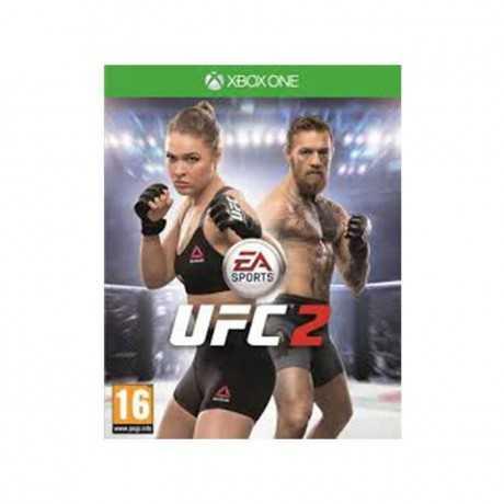 Jeu XBOX ONE EA Sports UFC 2 Sport / +18 ans