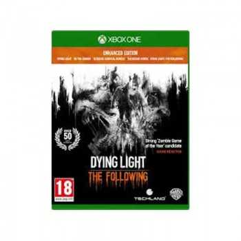 Jeu XBOX ONE Dying Light...