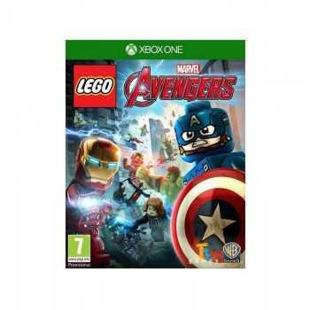 Jeu XBOX ONE Lego Marvel's...