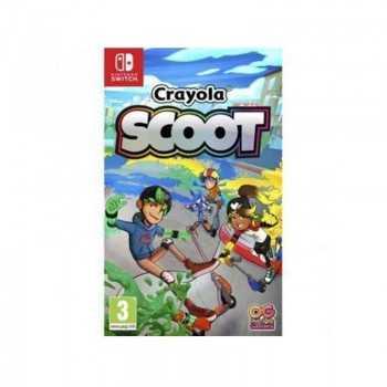 Jeu Crayola Scoot Switch