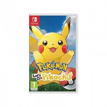 Jeu Pokemon Let's Go...