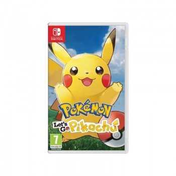 Jeu Pokemon Let's Go...