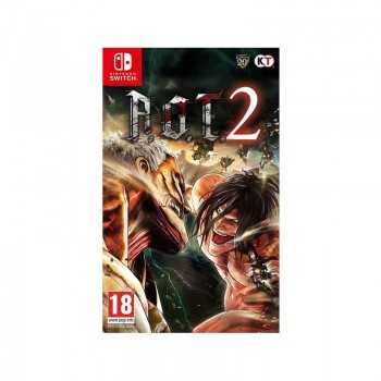 jeu attack on titan 2...