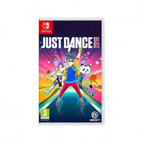 Jeu Just Dance 2018 Switch Danse