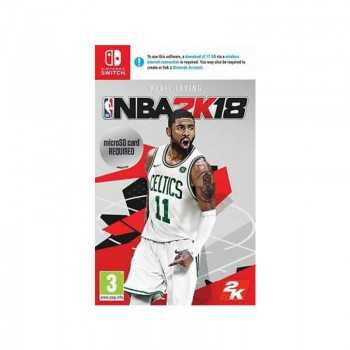 Jeux NBA 2k18 SWI VF Sport...
