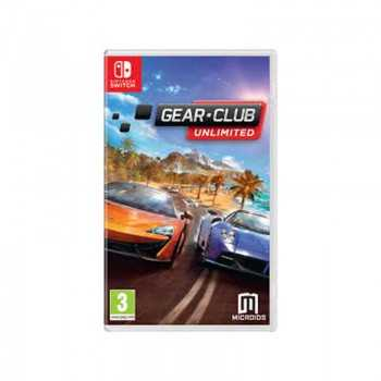 Jeu Gear Club Switch