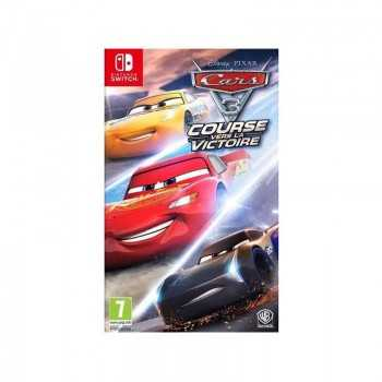 Jeux Switch Cars 3 Course /...