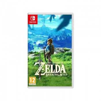 Jeu Switch The Legend Zelda...
