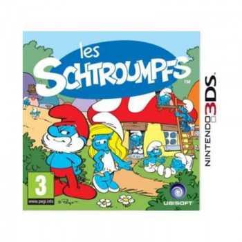 Jeux les Schtroumfs 3DS