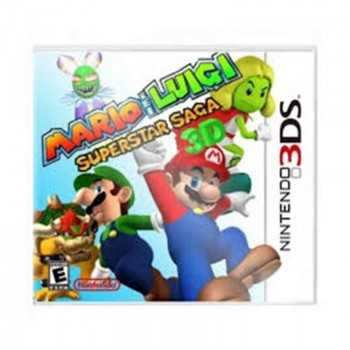 Jeux Mario Luigi Superstars...