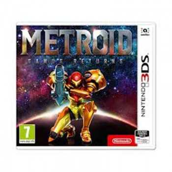 Jeux Metroid Samus Returns 3DS