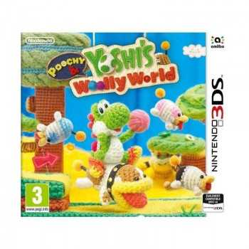 Jeux 3DS Poochy & Yoshi's...