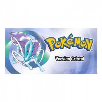 Jeux 3DS Pokemon Cristal