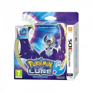 Jeux 3DS Pokémon Lune - Fan...