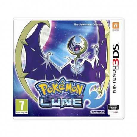 Jeux 3DS  Pokémon Lune