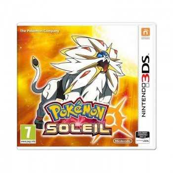 Jeux 3DS Pokémon Soleil